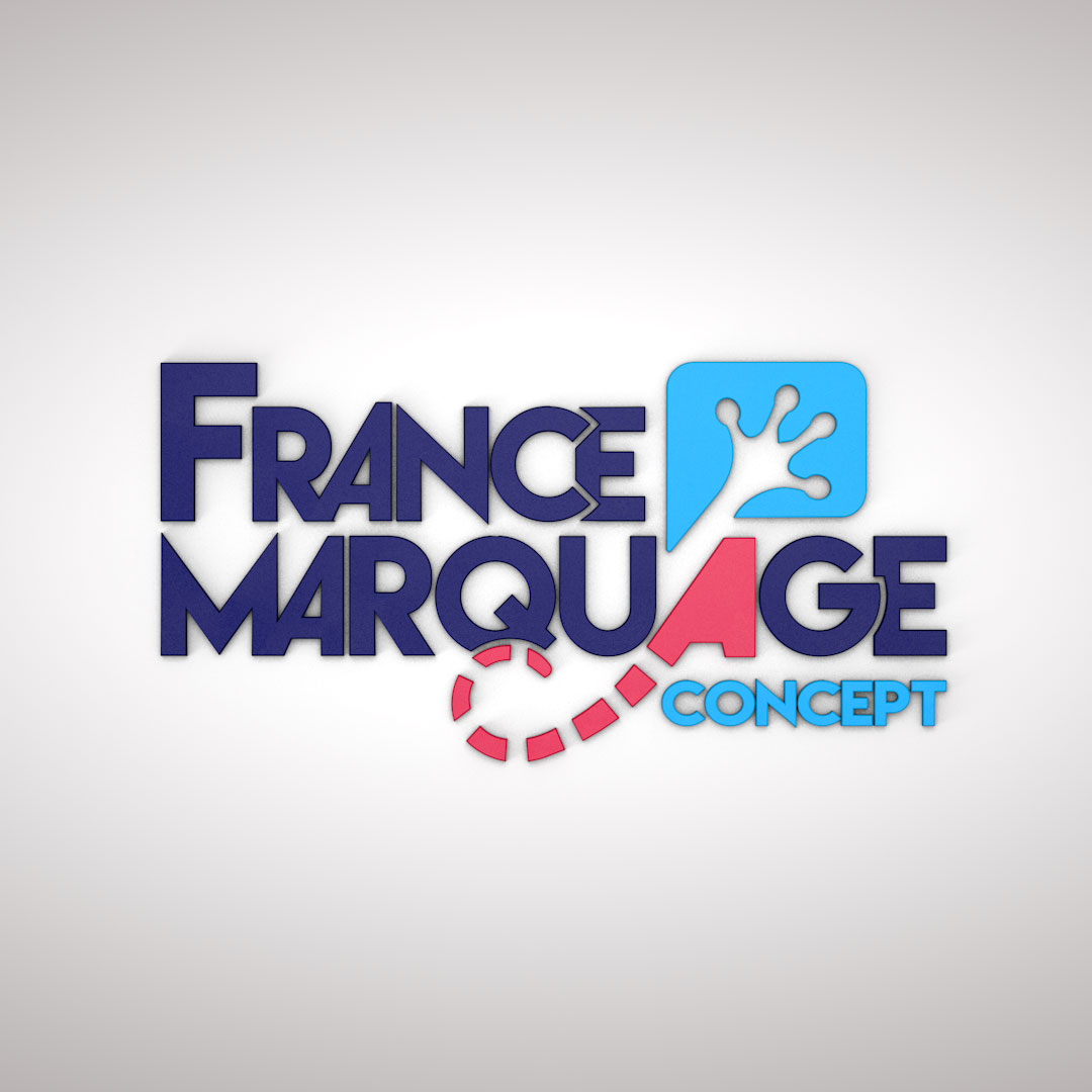 vignette France Marquage Concept Film sérigraphie julien schoumacker designer graphiste freelance nancy
